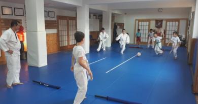 Çocuk Aikido – Yakan Top
